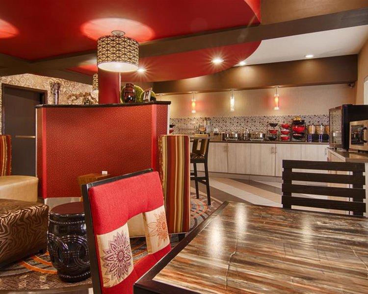 Best Western Plus Jackson Downtown-Coliseum Restaurant