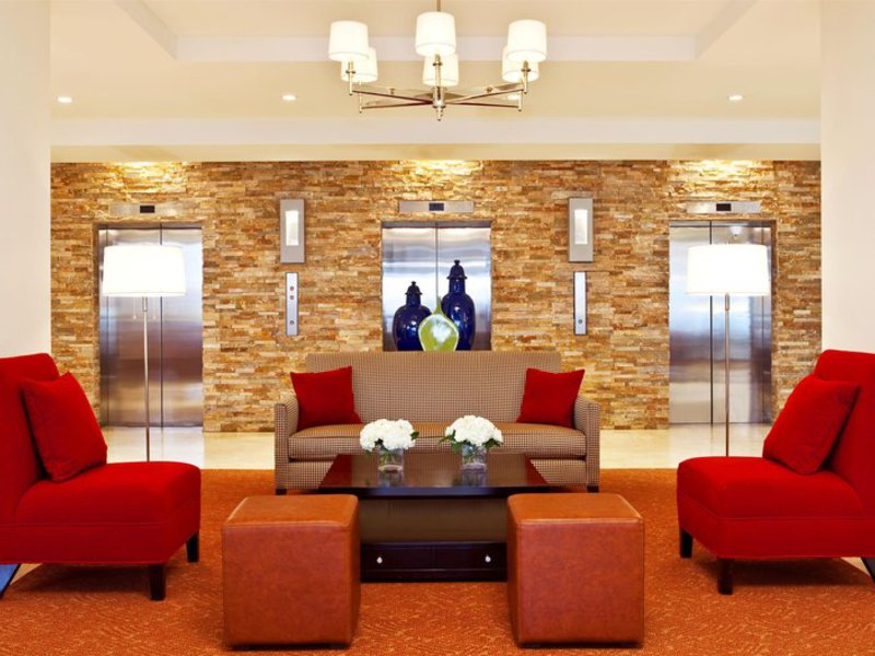 Four Points by Sheraton Houston Greenway Plaza Lounge/Empfang