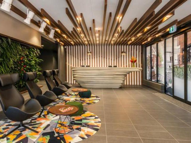 Mantra Richmont Hotel Lounge/Empfang