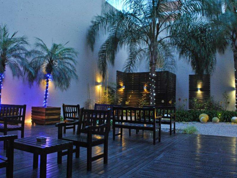 Palermo Suites Terrasse
