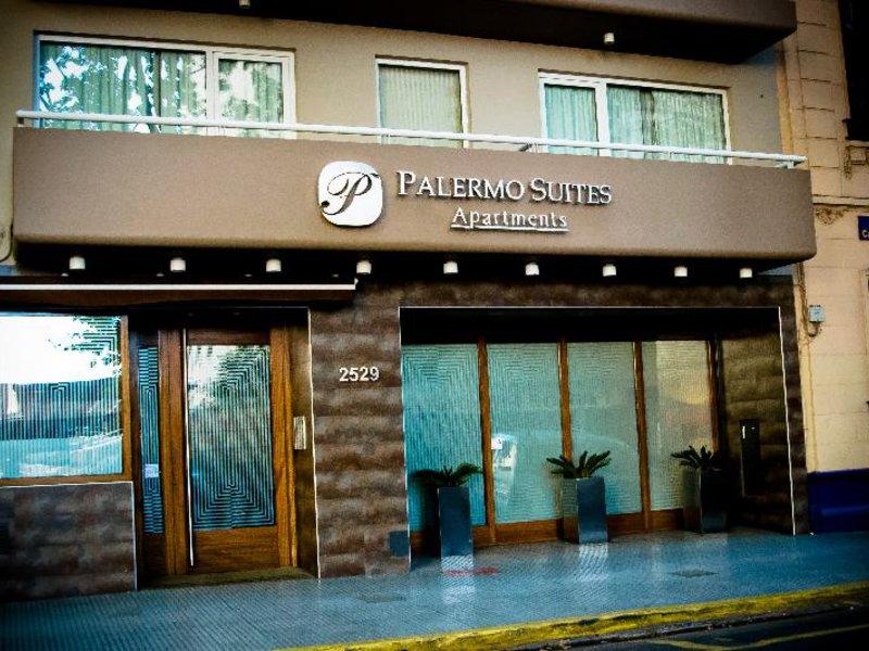 Palermo Suites Außenaufnahme