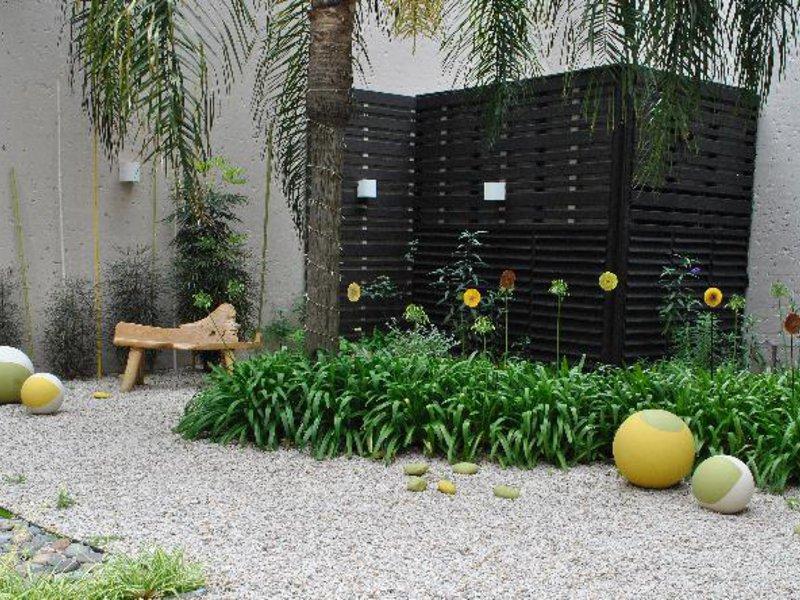 Palermo Suites Garten
