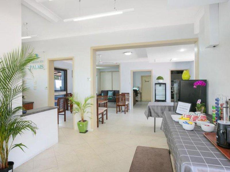 Cairns City Palms Restaurant