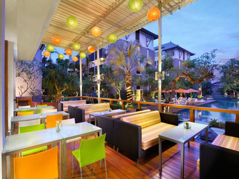 HARRIS Hotel & Residences Sunset Road Restaurant