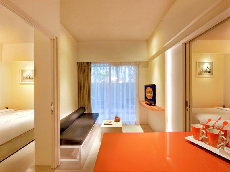 HARRIS Hotel & Residences Sunset Road Wohnbeispiel
