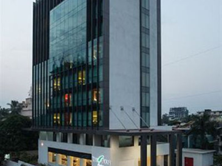 The Fern Residency Mumbai Außenaufnahme