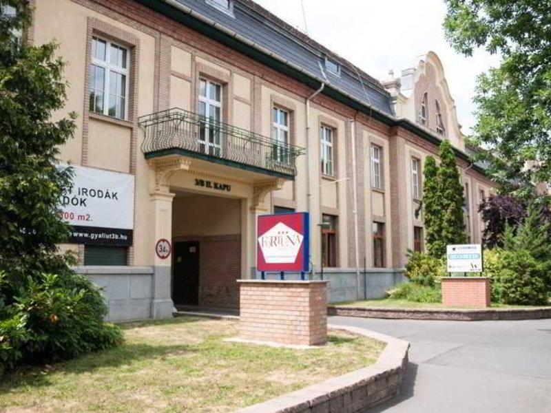 Hotel Fortuna Budapest Außenaufnahme