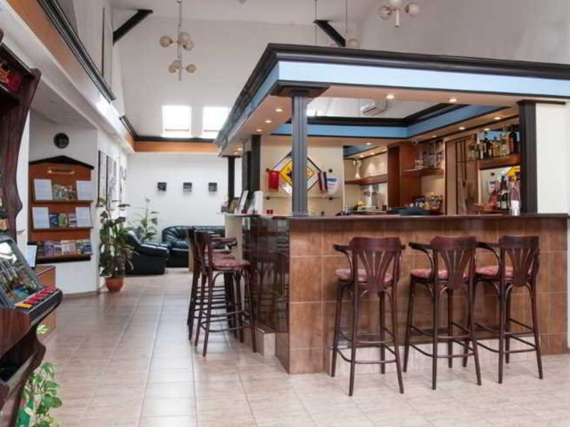 Hotel Fortuna Budapest Bar