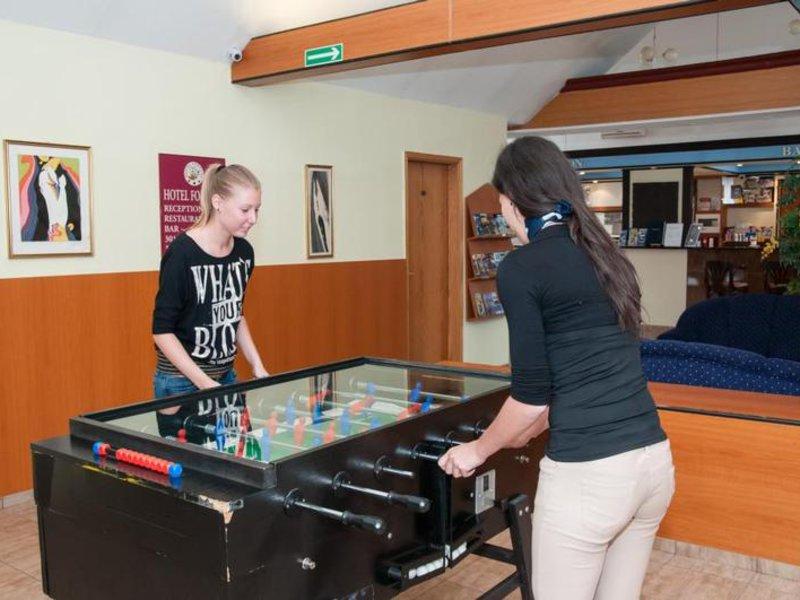 Hotel Fortuna Budapest Sport und Freizeit