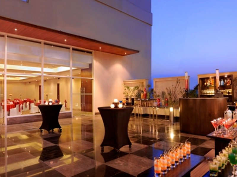 DoubleTree by Hilton Gurgaon - New Delhi NCR Lounge/Empfang