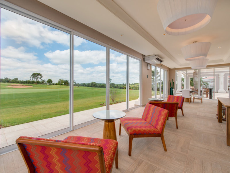 Wish Resort Golf Convention Lounge/Empfang