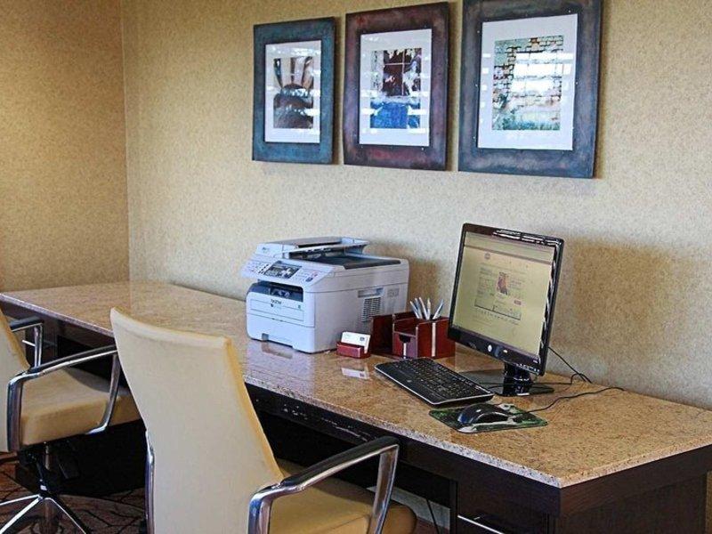 Hampton Inn & Suites Austin-Airport Konferenzraum