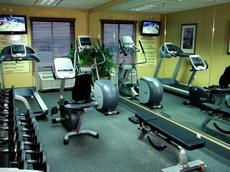 Hampton Inn & Suites Austin-Airport Sport und Freizeit