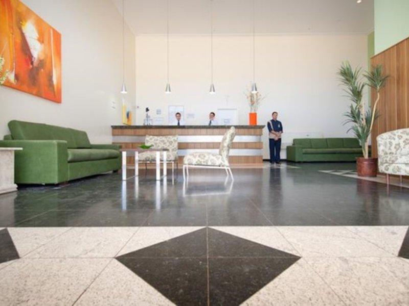Iracema Travel Lounge/Empfang