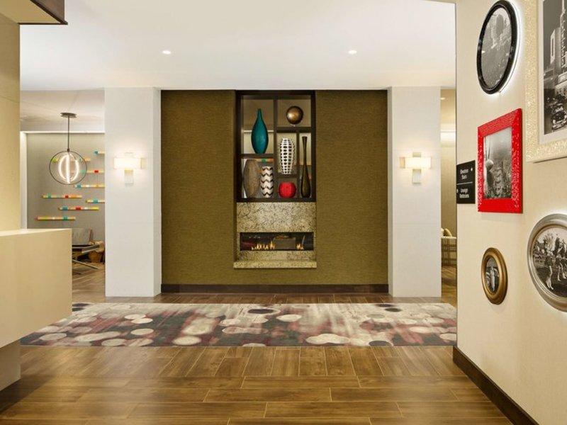 Hampton Inn & Suites Dallas Downtown Wellness