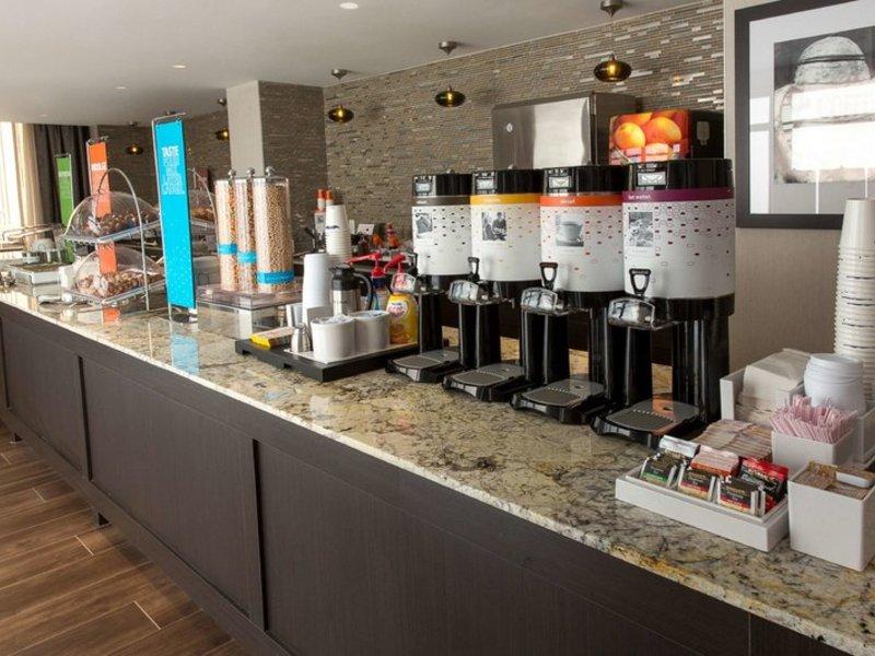 Hampton Inn & Suites Dallas Downtown Restaurant
