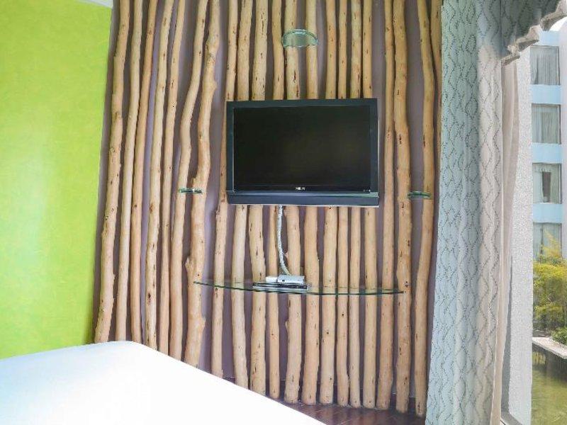 Waterstones Hotel Wohnbeispiel