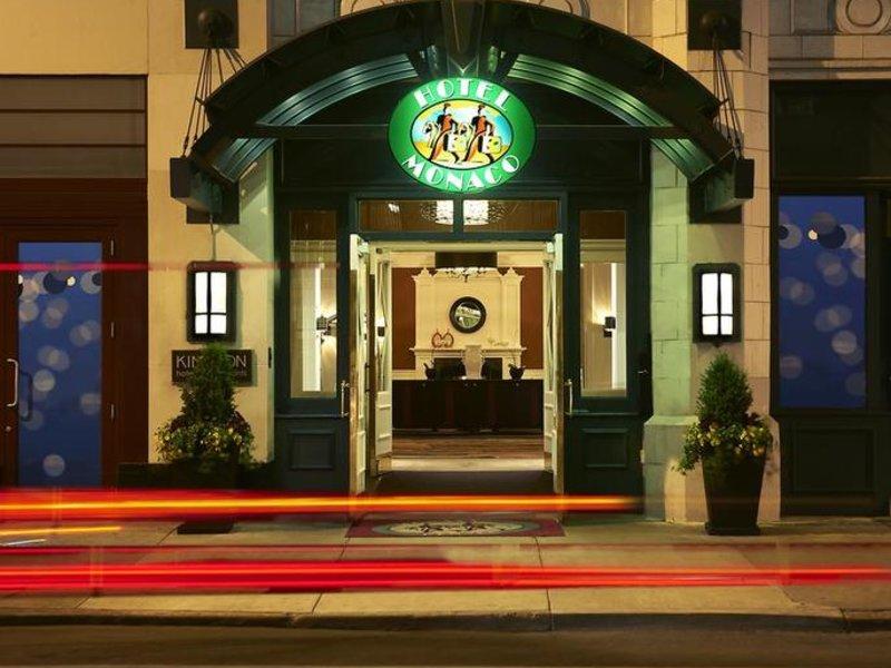 Kimpton Hotel Monaco Denver Außenaufnahme
