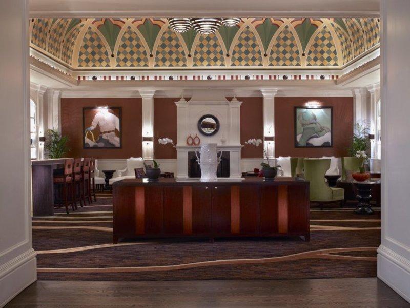 Kimpton Hotel Monaco Denver Lounge/Empfang
