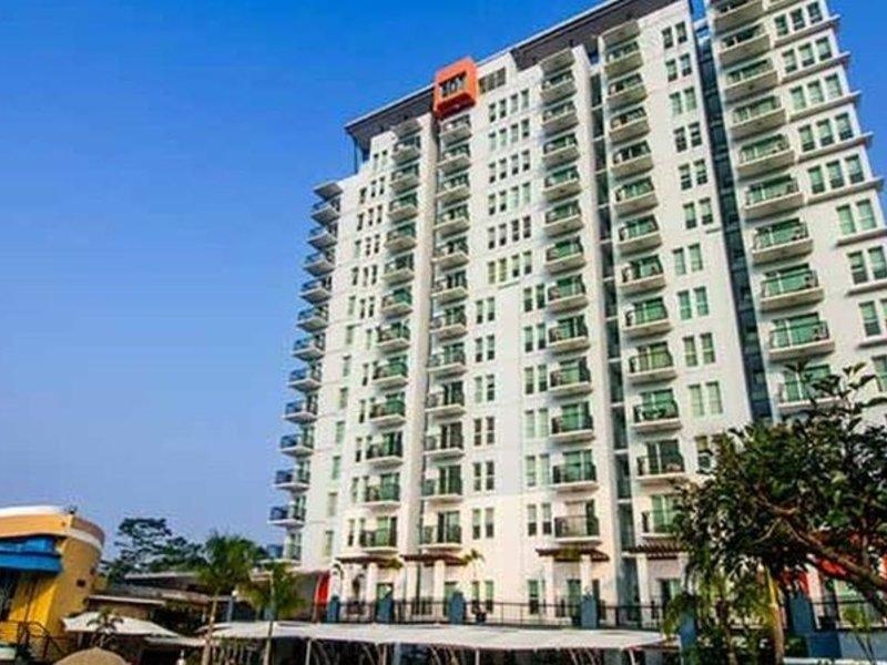 Marbella Suites Bandung Außenaufnahme