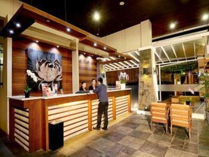 Marbella Suites Bandung Bar