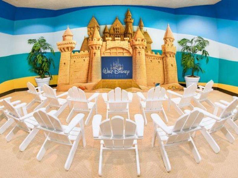 Disney´s Paradise Pier Restaurant