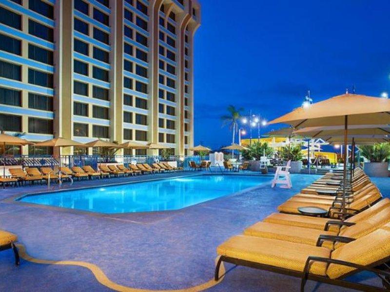 Disney´s Paradise Pier Pool