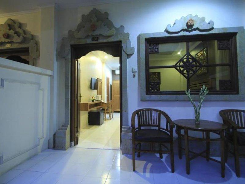 Bakung Sari Resort Terrasse