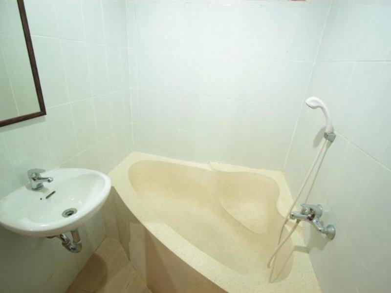 Bakung Sari Resort Badezimmer
