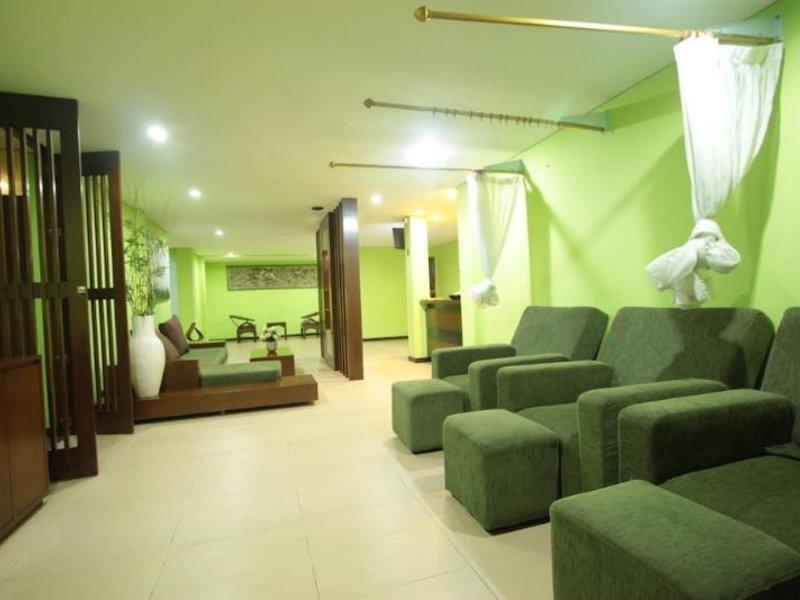 Bakung Sari Resort Lounge/Empfang