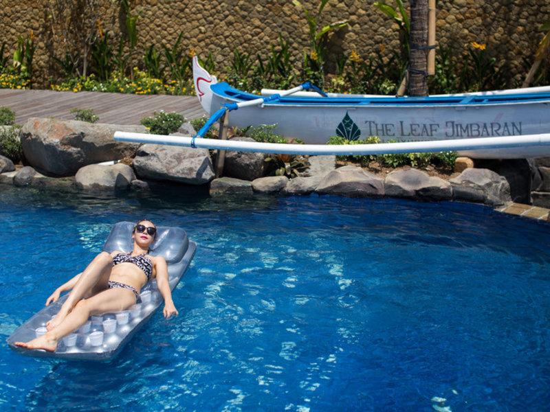 The Leaf Jimbaran Pool