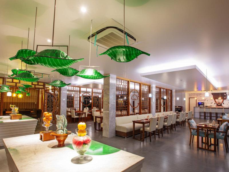 The Leaf Jimbaran Restaurant