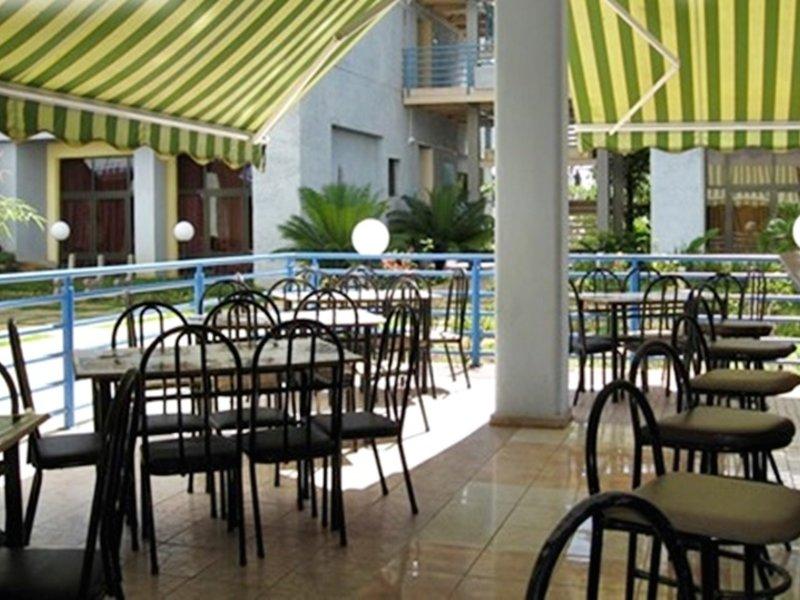 Tulipan Hotel Terrasse