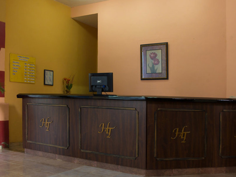 Tulipan Hotel Lounge/Empfang