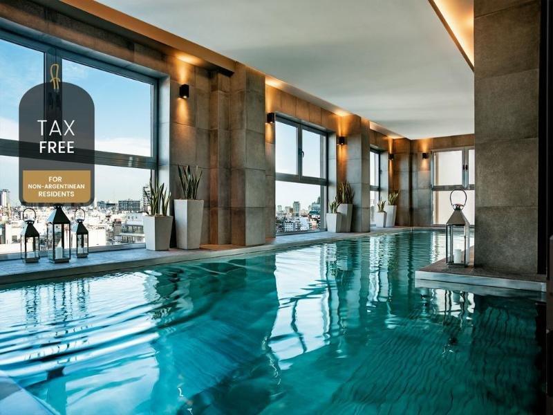Alvear Palace Pool
