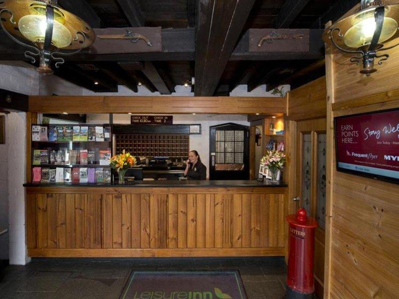 Leisure Inn Penny Royal Bar