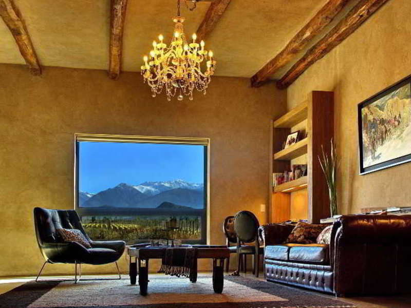 Alpasion Lodge Lounge/Empfang