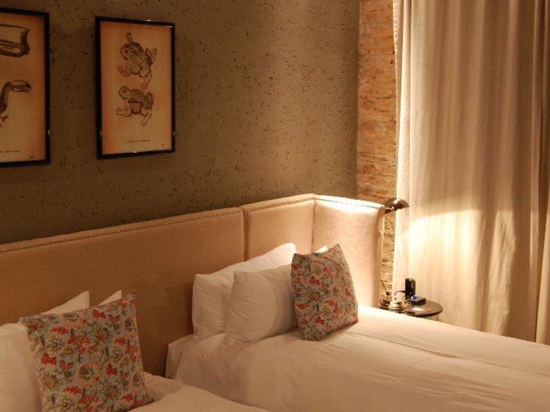 Hotel Factoria Wohnbeispiel
