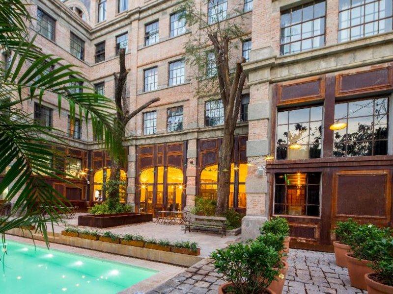 Hotel Factoria Pool
