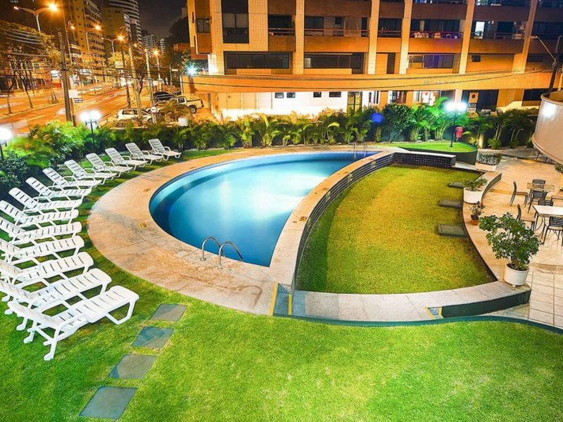 Comfort Hotel Fortaleza Pool