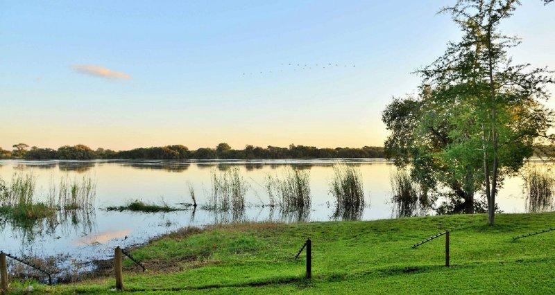 River View Lodge Landschaft