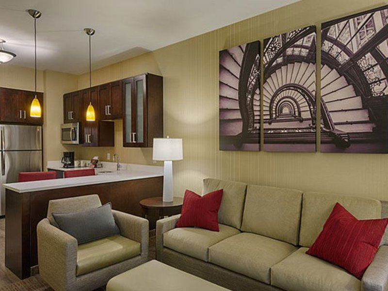 Residence Inn Chicago Downtown/Loop Wohnbeispiel