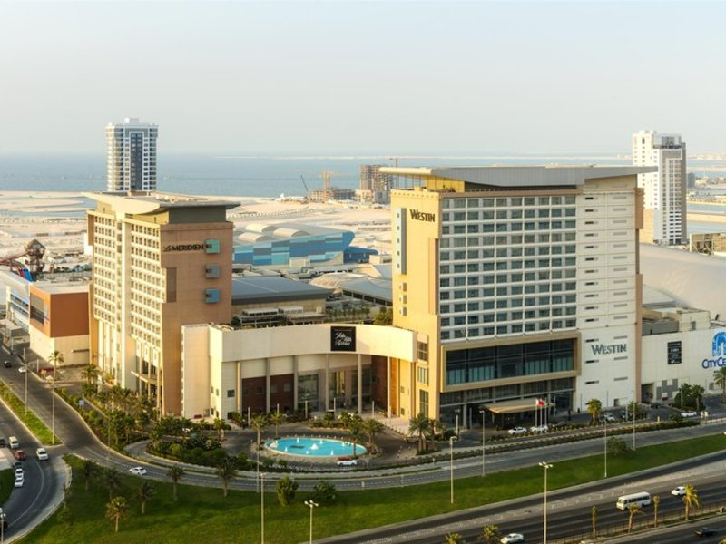 The Westin Bahrain City Centre Außenaufnahme