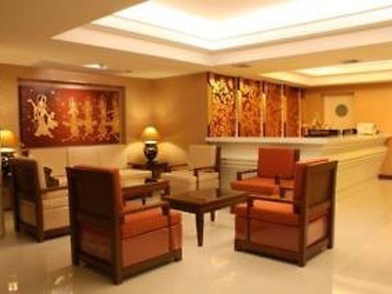 Mariya Boutique Residence Lounge/Empfang