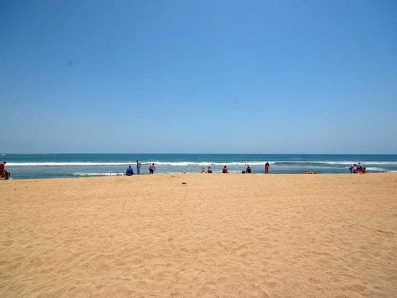 Maharani Beach Hotel Strand