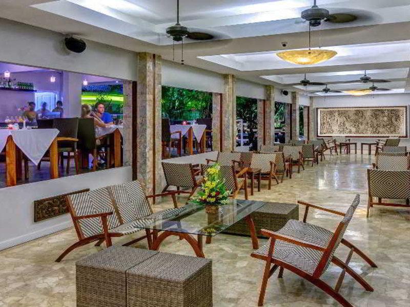 Maharani Beach Hotel Restaurant