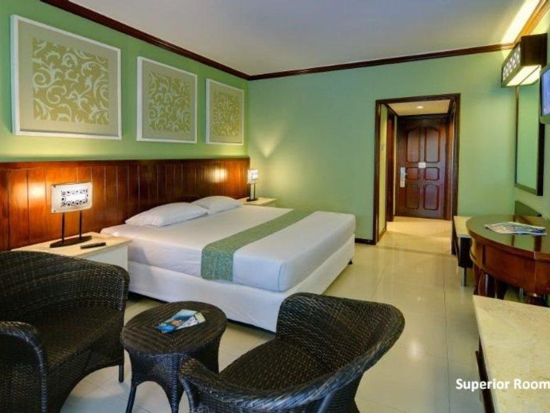 Maharani Beach Hotel Wohnbeispiel