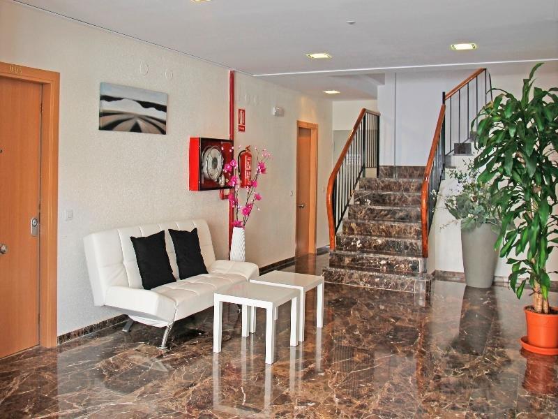 Apartamentos Dona Carmen 3000 Lounge/Empfang