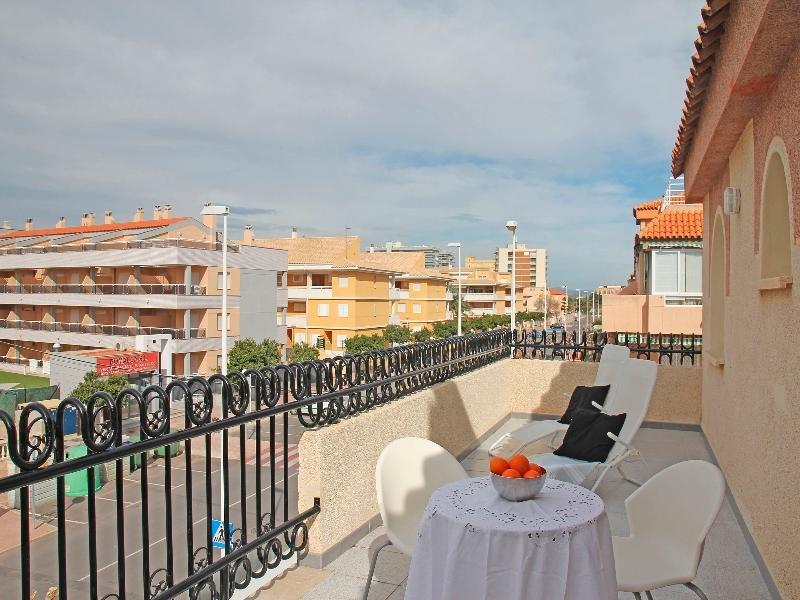 Apartamentos Dona Carmen 3000 Terrasse