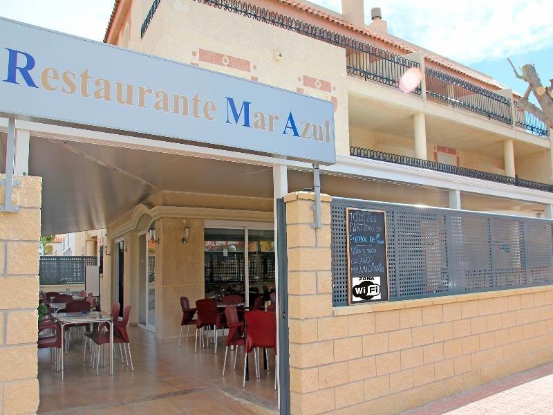 Apartamentos Dona Carmen 3000 Restaurant